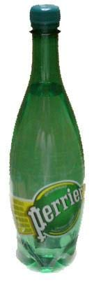 Perrier Sparkling Mineral Water, 1L Plastic