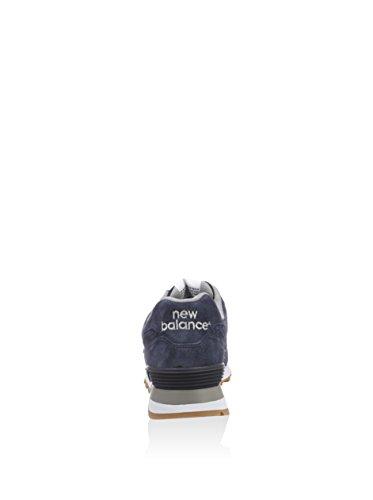 Sneaker ML574FSN Uomo Basso a grey New Balance Collo 574 navy 7AggxT
