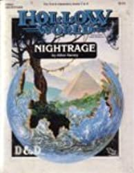 Nightrage (D&D/Hollow World Module HWA2) (Dungeons & Dragons: Hollow World)