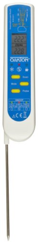 Oakton WD-35625-41 Economic 2-in-1 Food Safety IR Thermometer, -67 to 482°F by Oakton