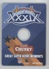 - Super Bowl XXXIX (Football Card) 2004 Campbell's Chunky Great Super Bowl Moments CD-Roms - [Base] #NoN