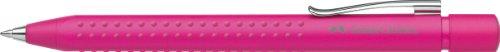 Faber-Castell Grip Pink Ballpoint Pen