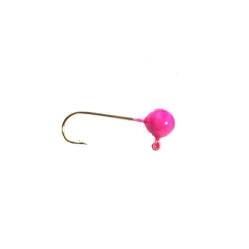 Cubby – ジグヘッド 1/80 ピンク B06XPNZZ6M