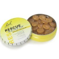 Rescue Remedy Pastilles, 50 G (Pack of 2)
