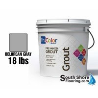 DELOREAN GRAY GROUT TRUCOLOR 18#