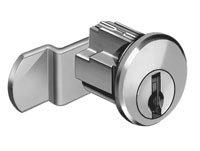Pensacola Pin (Pin Tumbler Lock, 1 7/32 In, Bright Nickel)