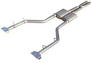 PYPES SMC20V Violator Cat-Back Exhaust System ()