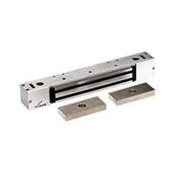 DynaLock 2268-10 DSM Single Electromagnetic Lock, Outswing, Classic Low Profile, Door Status Switch by DynaLock