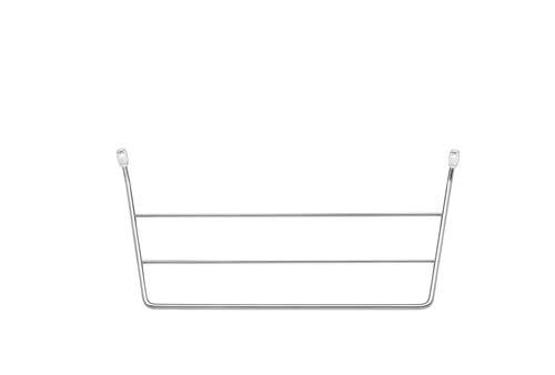 Rev-A-Shelf Door Storage Towel Holder - Chrome Wire (Rack Towel Cabinet)