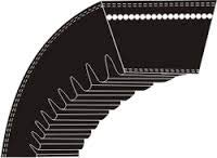 MTD OEM Replacemenet Belt Snow Thrower Auger Belt 754-04050, 954-04050, 954-04050A 1/2x35 1/4, FITS Models: MTD Two-Stage snowblowers, 2005 and Newer