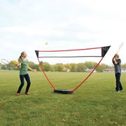The Instant Badminton Court. by Hammacher Schlemmer (Image #1)
