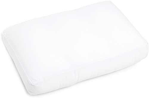 Deluxe-Comfort-Microbead-Cloud-Pillow-Bed-X-Large-White