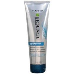 Matrix - Keratindose Pro-Keratin + Silk Conditioner For Overprocessed Hair 8.5 Oz