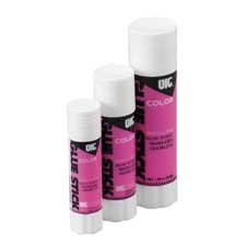 UPC 042491500065, OIC 50006, Officemate Disappearing Color Glue Sticks