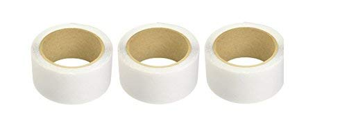 3M Safety-Walk Tub and Shower Tread, Clear, 1-Inch by 180-Inch - 3 Rolls of Tape
