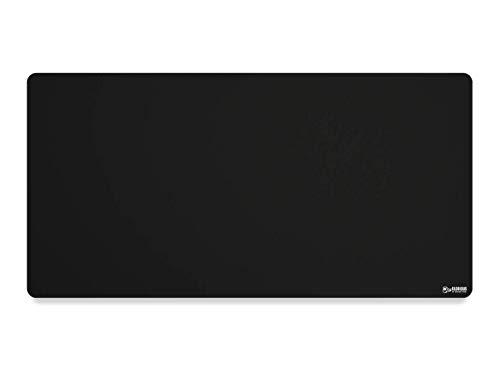 Glorious PC Gaming Race Extended G-XXL Mauspad (3mm Dicke, Anti-Rutsch-Gummibasis, geeignet für Full-Size-Tastatur) schwarz