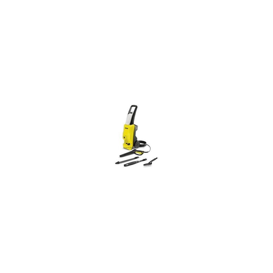 Karcher 1800 PSI (Electric Cold Water) Pressure Washer w/ Soft Bristle Brush   K3.69M