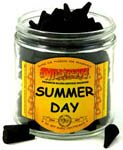 Summer Day - 100 Wildberry Incense Cones