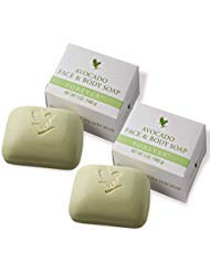 Forever Living Avocado Face & Body Soap (2 pack)