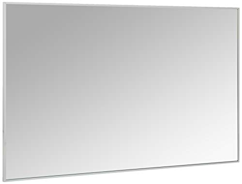 Eviva EVMR-48X30-CH Sax 48 in. Polished Chrome Wall - Chrome Wall