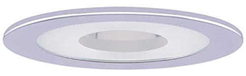 EL1415 Eloco Lighting Elco Lighting EL1415C 4 Shower Trim w//Reflector /& Frosted Glass Pinhole