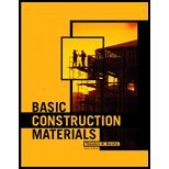 Basic Construction Materials (6th, 02) by Marotta, Theodore W [Hardcover (2001)]