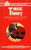 HarperCollins College Outline Music Theory, Jones, George T., 0064601374