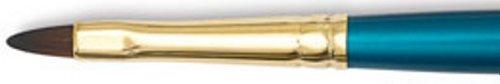 Size 8 Filbert Series 67 Expression Artist Paint Brush By Robert Simmons Robert Simmons Expression