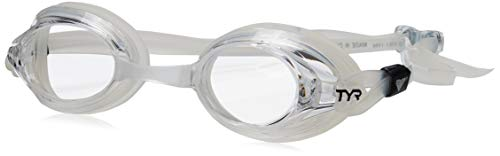 (TYR Velocity Racing Goggle (Clear))