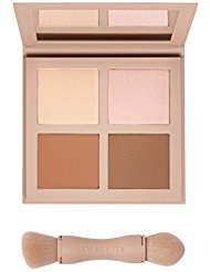 KKW POWDER CONTOUR & HIGHLIGHT KIT MEDIUM