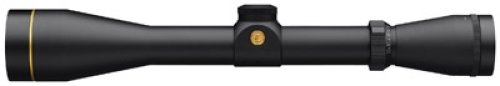Leupold VX-2 4-12x40mm Compact Waterproof Fogproof Riflescope, Duplex Reticle, Matte Finish, Black (114396)
