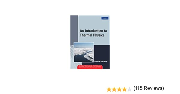 An introduction to thermal physics schroeder 9788131706763 an introduction to thermal physics schroeder 9788131706763 amazon books fandeluxe Images