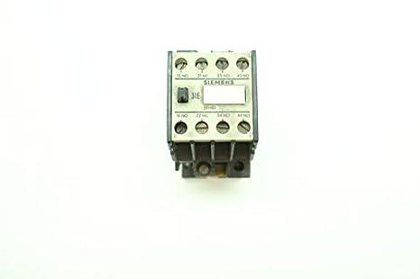 siemens 3th80 31 0a 16a amp 120v ac contactor d628462 amazon com rh amazon com