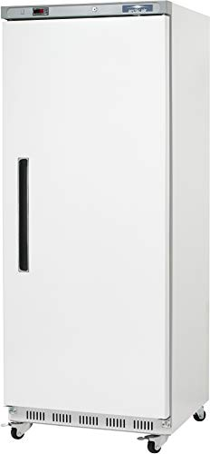 (Arctic Air AWR25 White Single Door Reach in Commercial Refrigerator - 25 cu.)