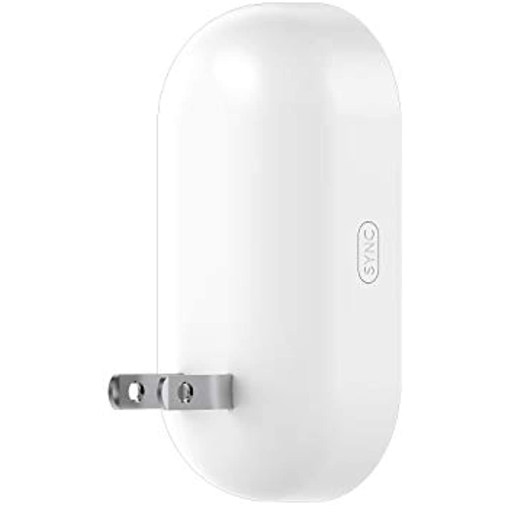 Arlo Chime Wire Free Smart Home Security Siren And