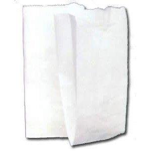 Dalbags – Bolsas de papel blanco, 17 x 38 cm, caja de 200 ...