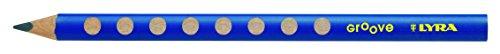 Lyra 1870101-ergonomischer Bleistift Graphit dreieckig und