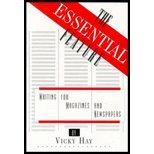 The Essential Feature by Hay,Vicky. [1990] Paperback