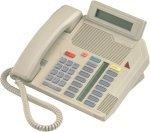 Aastra-Nortel M5316 Phone Ash