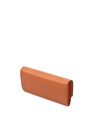 Mujer Billetera Naranja XAWCHGB0400TIS1Z20 Tod's Cuero YFwqzxHH