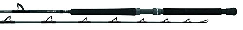- Daiwa SAG-J59XHF Saltiga G Boat Jigging Conventional Rod (5-3/4 Feet, 1 Piece, 55-120 Pounds)