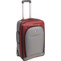 Caselogic 24″ Lightweight Expandable Upright Roller, Red, One Size, Bags Central