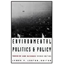 walter rosenbaum environmental politics and policy
