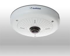 GeoVision GV-FER521 5 MP H.264 Fisheye Rugged Internet Protocol Camera