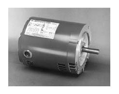 Marathon K226 56C Frame Jet Pump Motor, 3 Phase, C-Face, Open Drip Proof, 8.9-8.2/4.1 amp, 3 hp, 3600 rpm, (Three Phase Jet Pump)