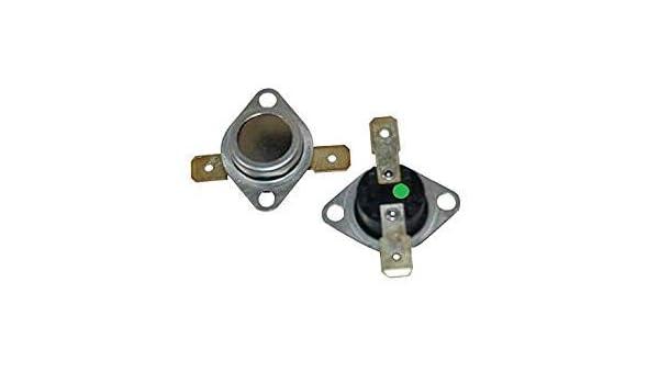 Kit de termostato de repuesto para secadora Hotpoint Indesit Creda ...