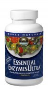Source Naturals: Essential EnzymesUltra 90 Vegetarian Capsule