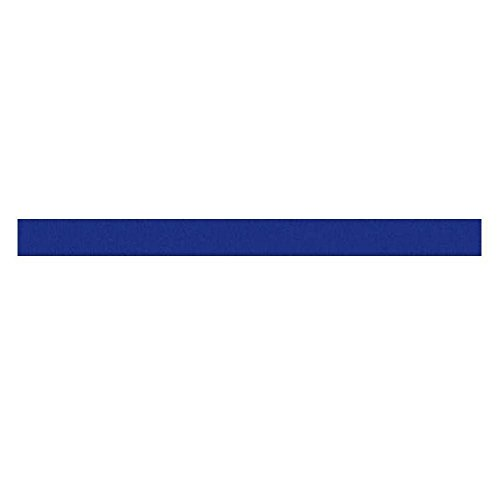 Glazed Tile Liner (Daltile 1/2 in. x 6 in. Cobalt Blue Ceramic Liner Wall Tile)