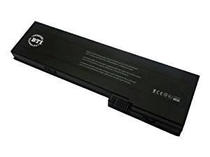 BATTERY TECHNOLOGY 312-0191-BTI 312-0191-10.8V 4400mAh 6 Cells Laptop Battery for Dell Latitude D500 D505 D510 D520 D600 D610 series (D500 Series Battery)