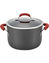 Rachael Ray Hard-Anodized Nonstick 14-Piece Cookware Set, Gr